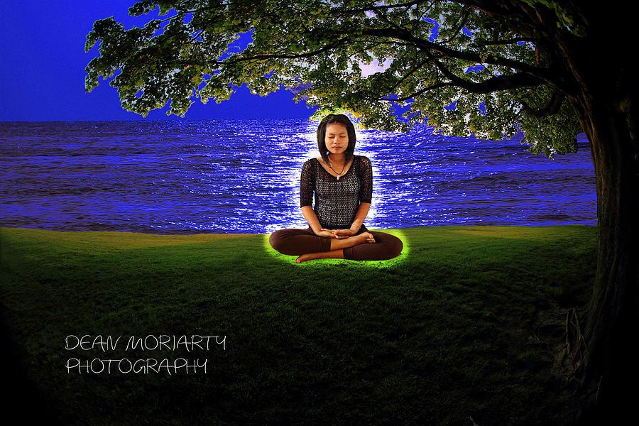 Saint Nan Photograph by Dean Moriarty
