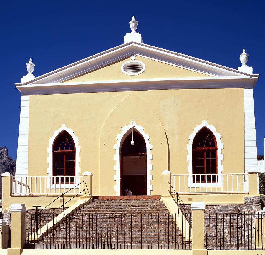 Bo Kaap Photograph - Saint Stephens Church by Shaun Higson