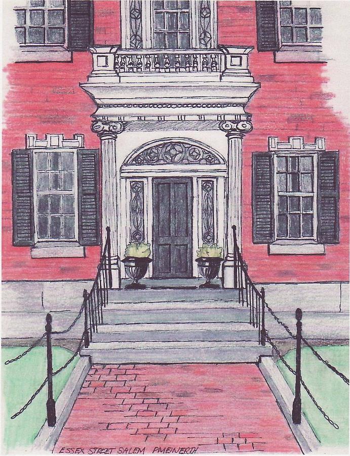 front door drawing. Front Door Drawing