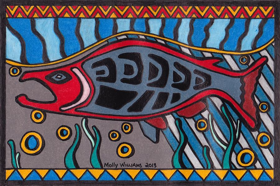 Salmon by Molly Williams