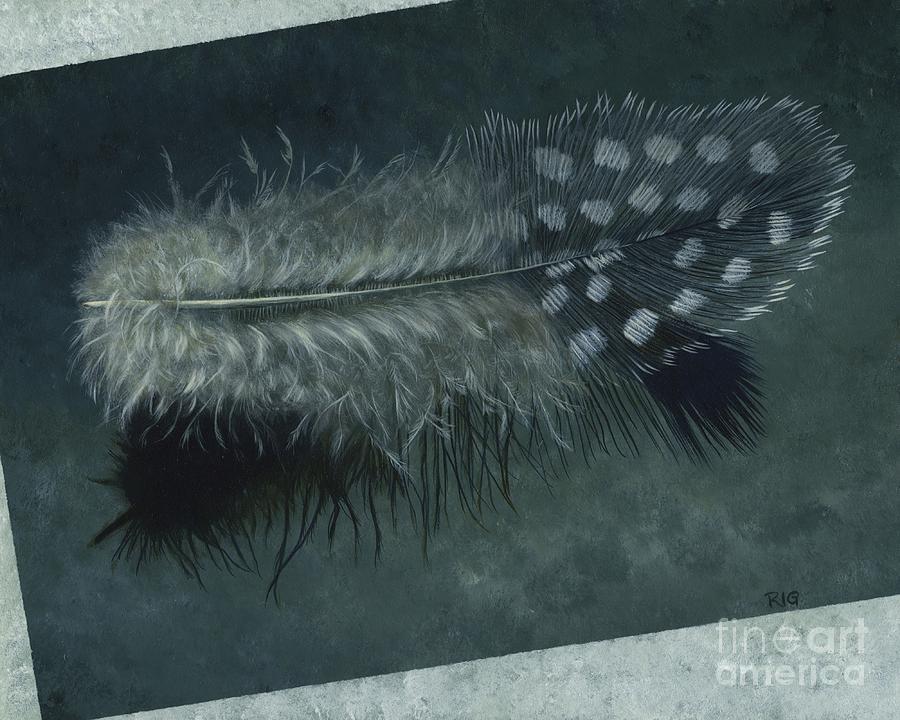 Sal's Feather by Rosellen Westerhoff