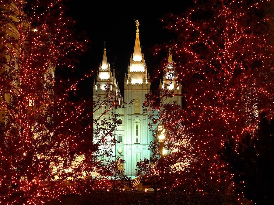 Salt Lake Christmas Lights