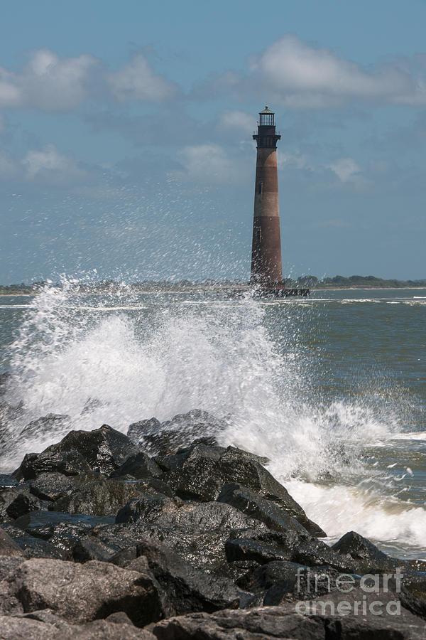 Salt Spray Photograph