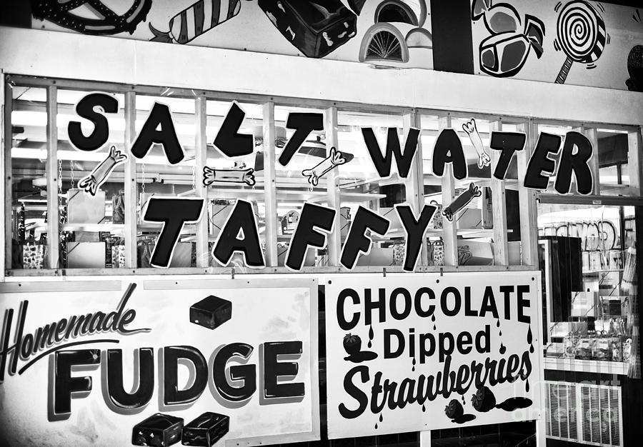 Salt Water Taffy Photograph - Salt Water Taffy by John Rizzuto