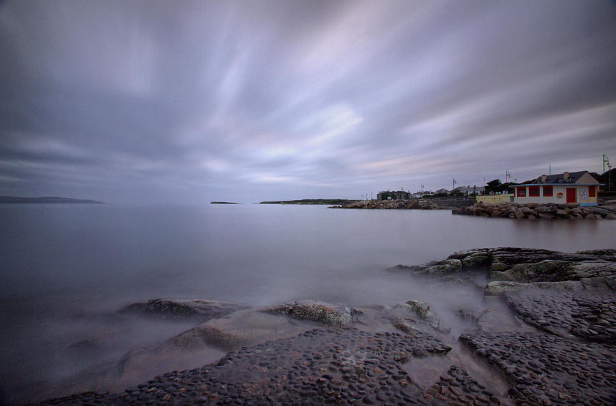 Salthill Promenade Photograph by Peter Skelton