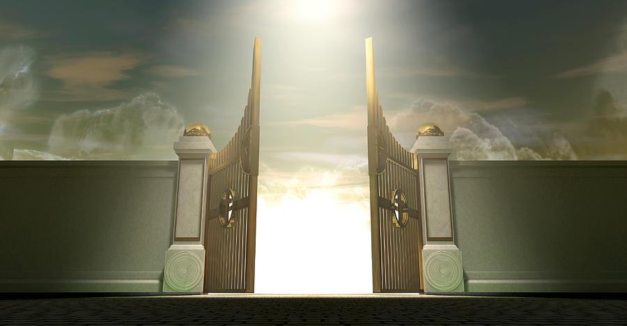 Le Ciel : Ultime récompense du chrétien ! Imaginez sa beauté ! - Page 3 Salvations-open-gates-allan-swart