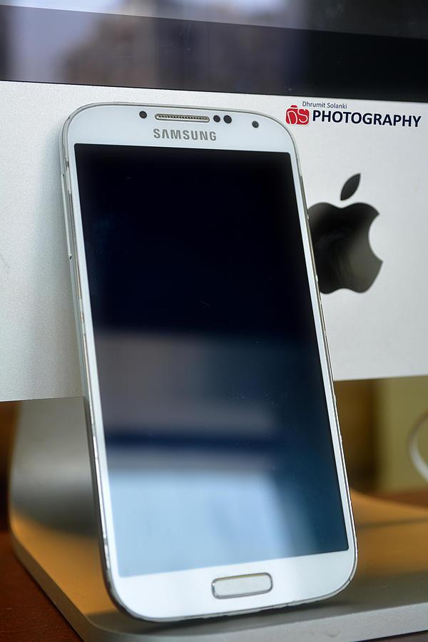 Samsung Photograph by Dhrumit Solanki