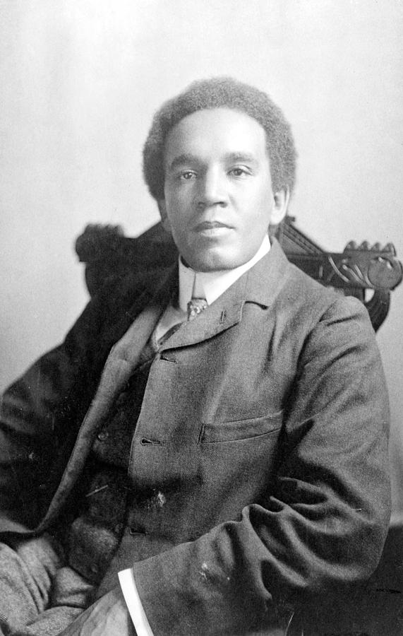 1905 Photograph - Samuel Coleridge-taylor (1875-1912) by Granger