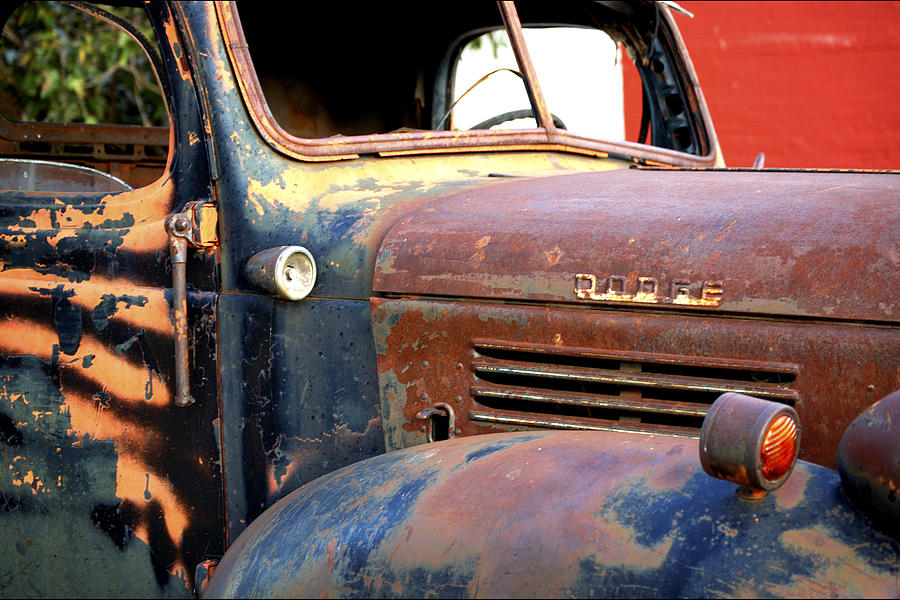 San Angelo Dodge Photograph