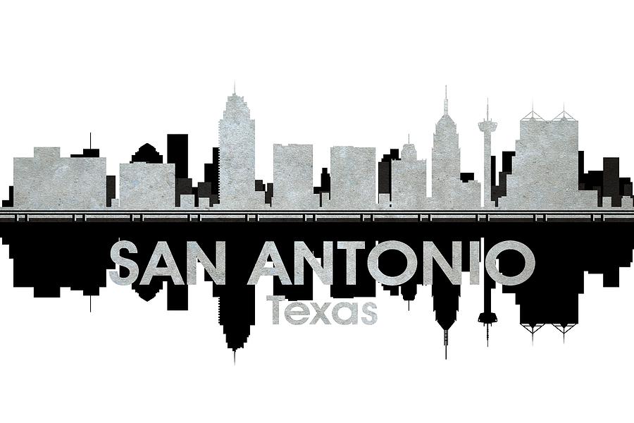 San Antonio Mixed Media - San Antonio Tx 4 by Angelina Tamez