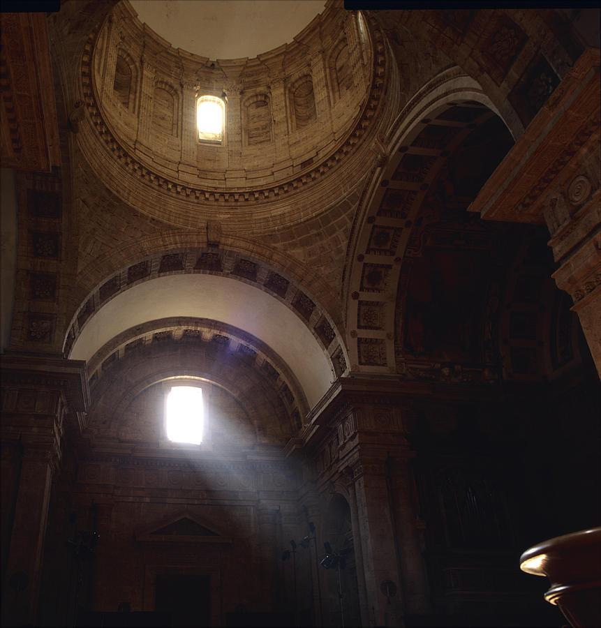 Italy Photograph - San Biaggio Cathedral by Susan Rovira