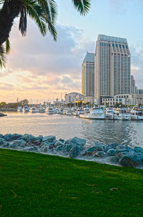 Landscape Photograph - San Diego Beauty by Andrew Kasten