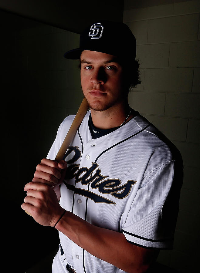 San Diego Padres Photo Day Photograph by Christian Petersen