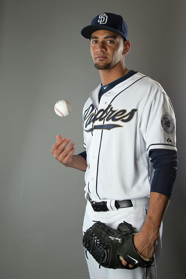 San Diego Padres Photo Day Photograph by Mike Mcginnis