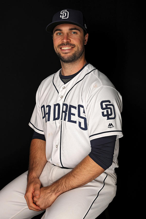San Diego Padres Photo Day Photograph by Patrick Smith