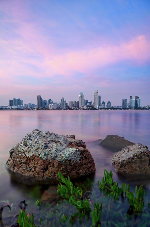 San Diego Skyline Photograph by Lee Sie Photography