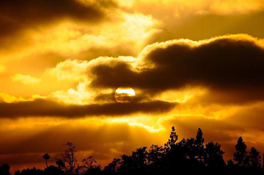 San Diego Sunset Photograph - San Diego Sunset by Amanda Miles