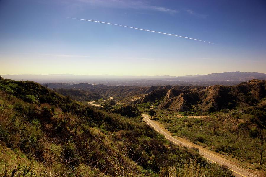 San Fernando Valley Of Los Angeles Photograph by Pastorscott