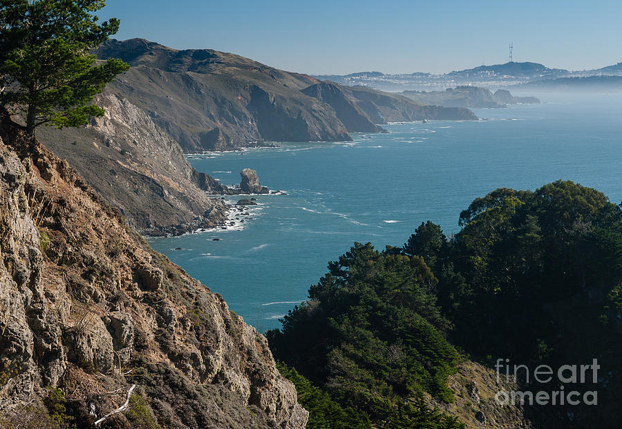 San Francisco Bay Photograph - San Francisco Bay 2.2736 by Stephen Parker
