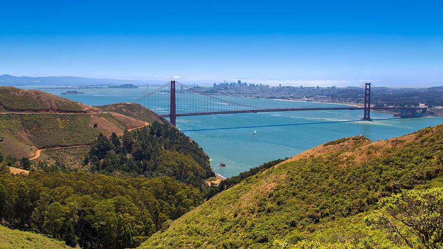 San Francisco Bay by John M Bailey