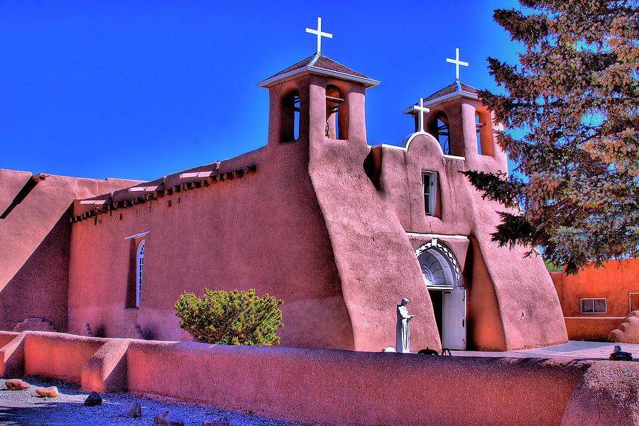 San Francisco De Asis Mission Church Photograph