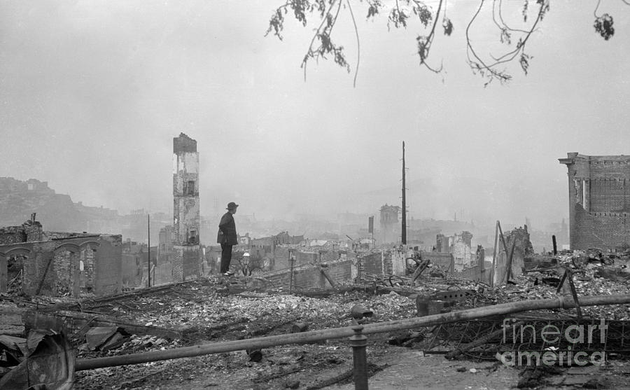 what was the cause of the 1906 san francisco earthquake