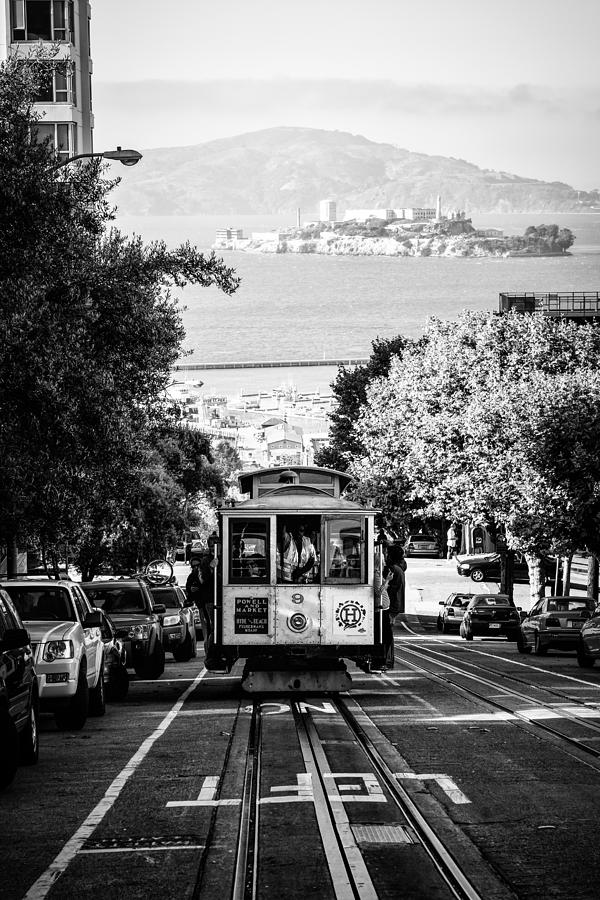 San Francisco Streets Photograph by Mos-Photography