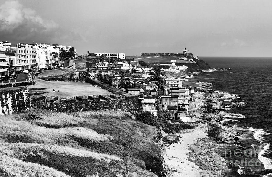 Coast Photograph - San Juan Coast by John Rizzuto