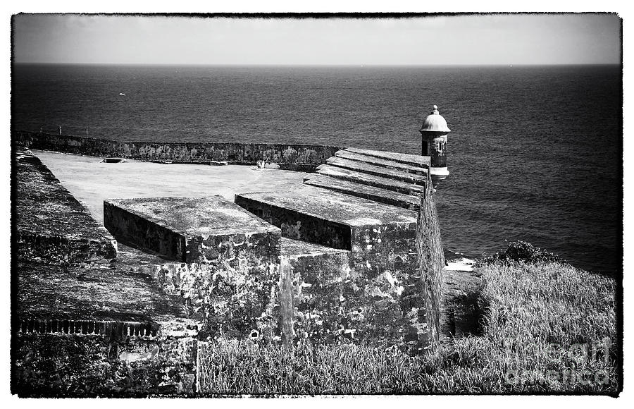 Forts Photograph - San Juan Forts by John Rizzuto