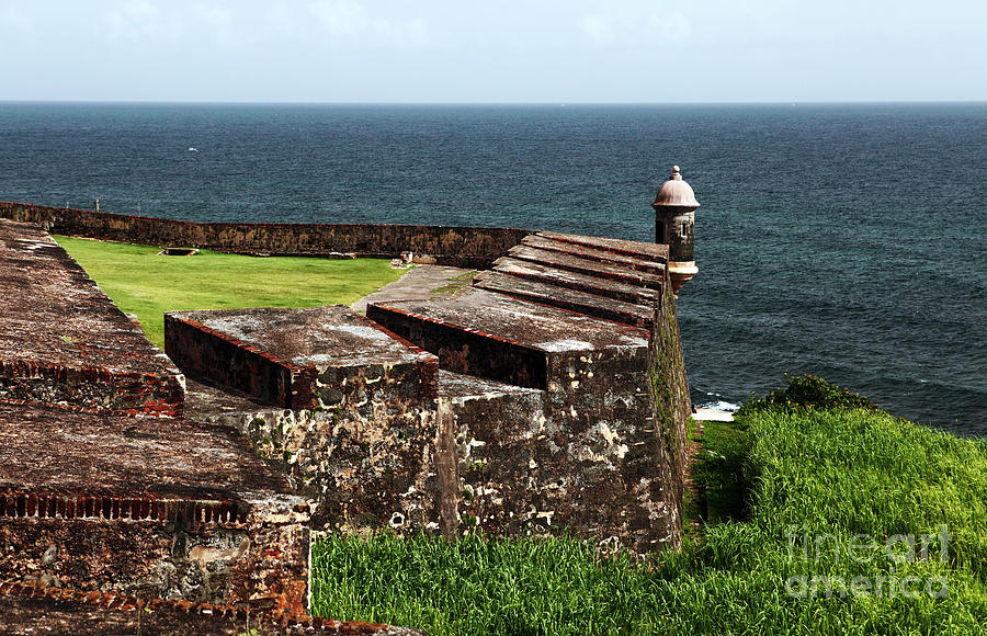 Photographer Photograph - San Juan Lookout by John Rizzuto
