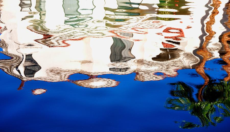 San Lagos Reflection 29424 Photograph