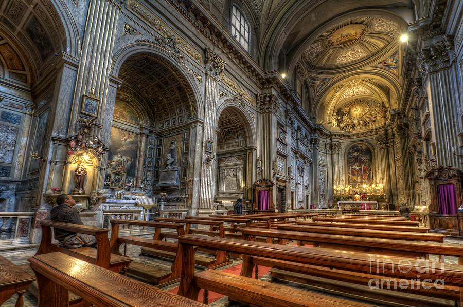 Detail Photograph - San Vincenzo Trevi 2.0 by Yhun Suarez