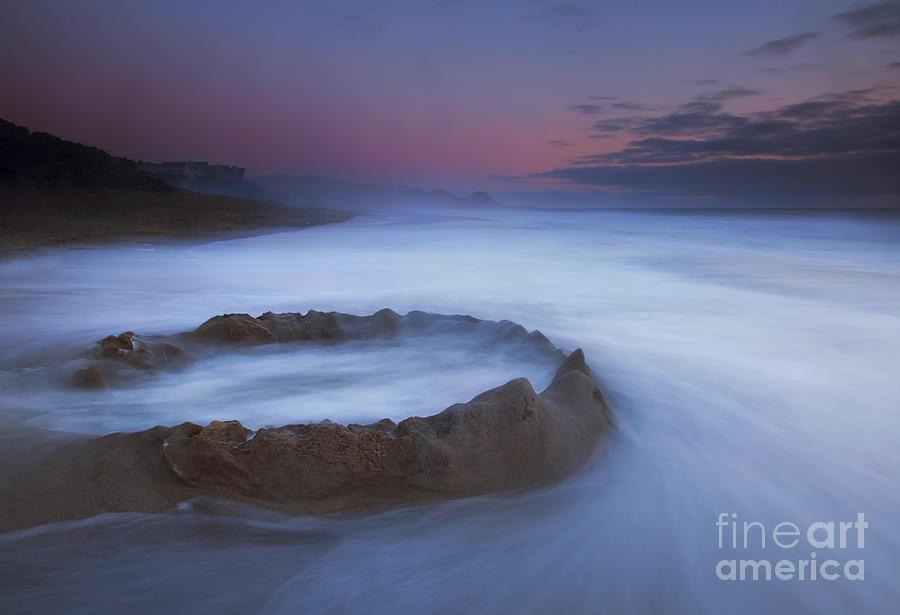Sand Castle Photograph - Sand Castle Dream by Mike  Dawson