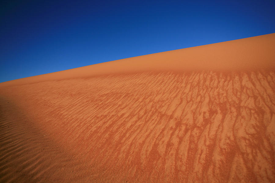 Australia Photograph - Sand Dune by Shari Mattox