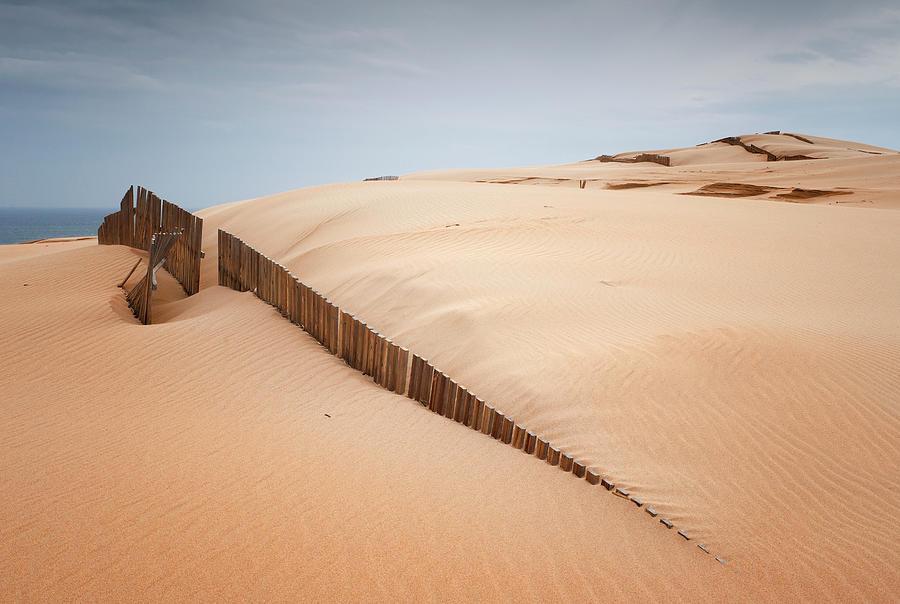 Sand Dunes At Punta Paloma Photograph by Ben Welsh / Design Pics