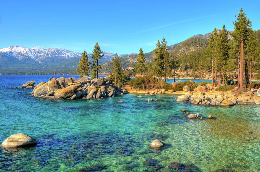 Sand Harbor State Park, Lake Tahoe Photograph by Www.35mmnegative.com