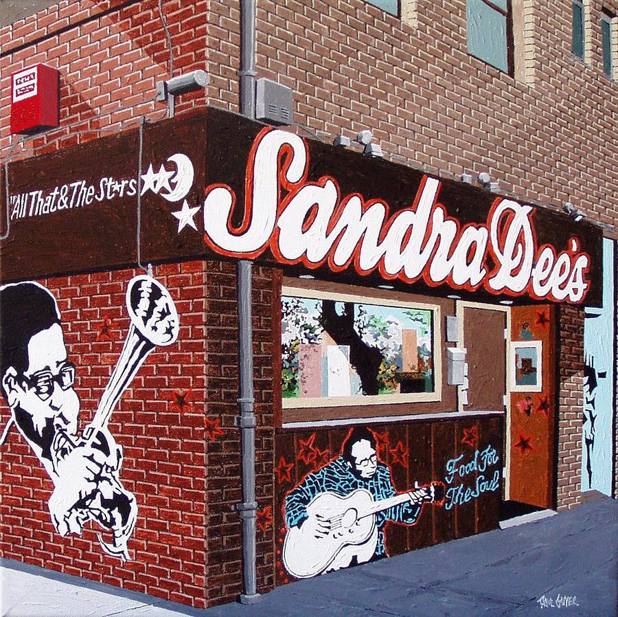 Sacramento Painting - Sanda Dees No. 2 by Paul Guyer