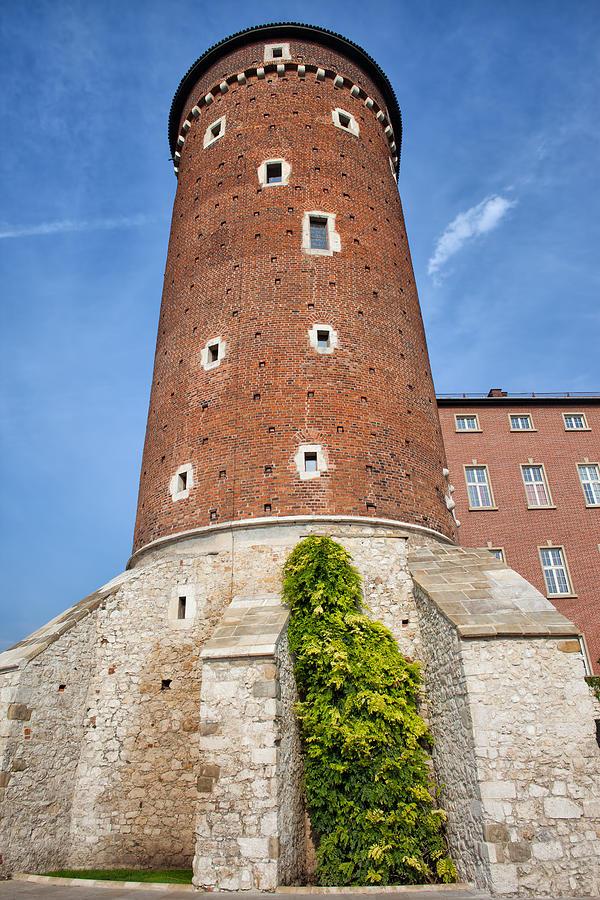 Sandomierska Photograph - Sandomierska Tower Of Wawel Castle In Krakow by Artur Bogacki