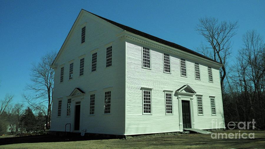 Sandown Meeting House Photograph