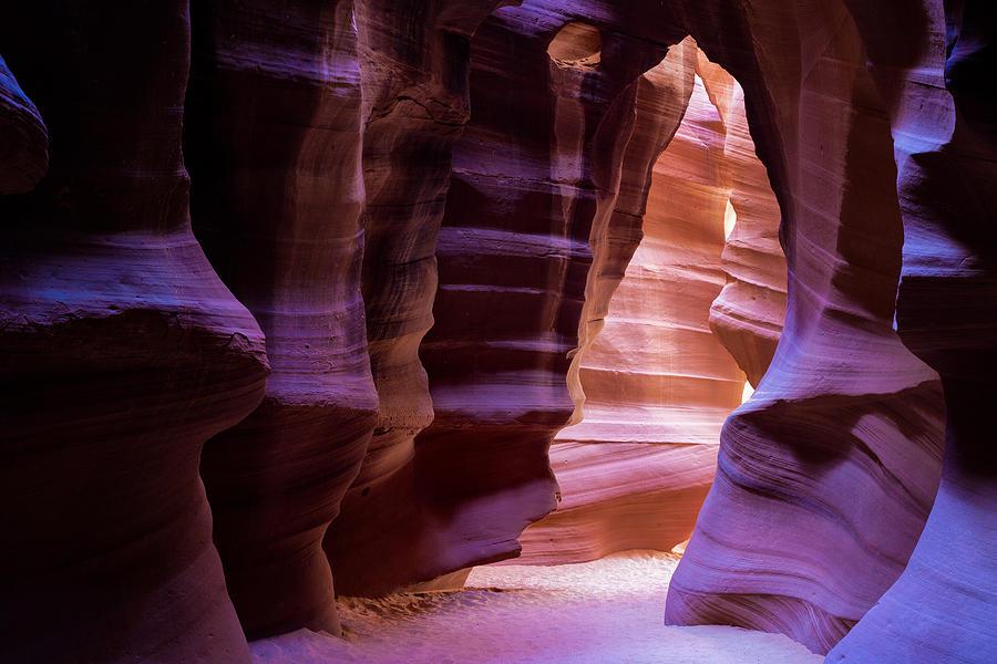 Sandstone Temple by Brad Brizek