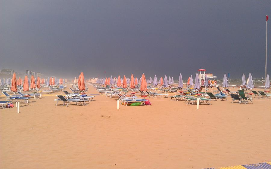 Sandstorm Photograph by Paolo B.