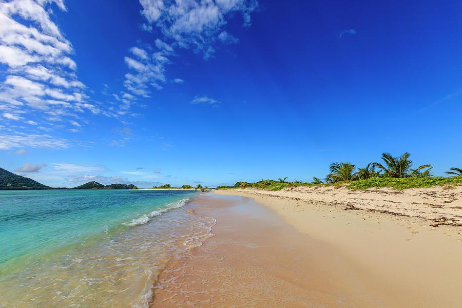 Sandy Island, Grenada Photograph by Flavio Vallenari