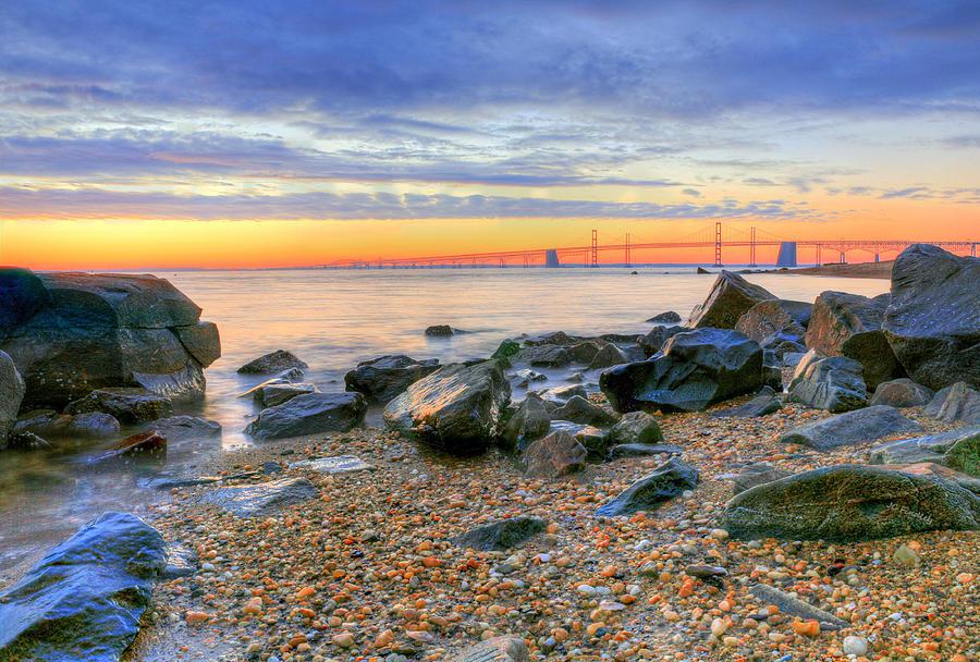 Chesapeake Photograph - Sandy by JC Findley