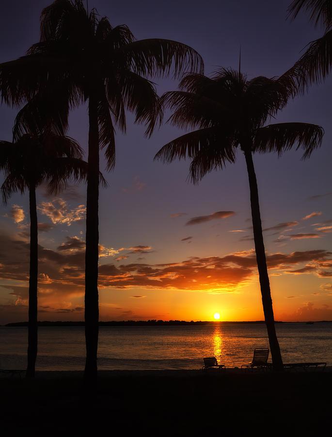 Sunset Photograph - Sanibel Island Sunset by Kim Hojnacki