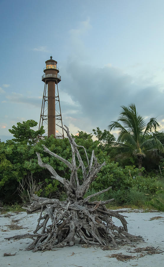 Lighthouse Photograph - Sanibel Light by Doug McPherson