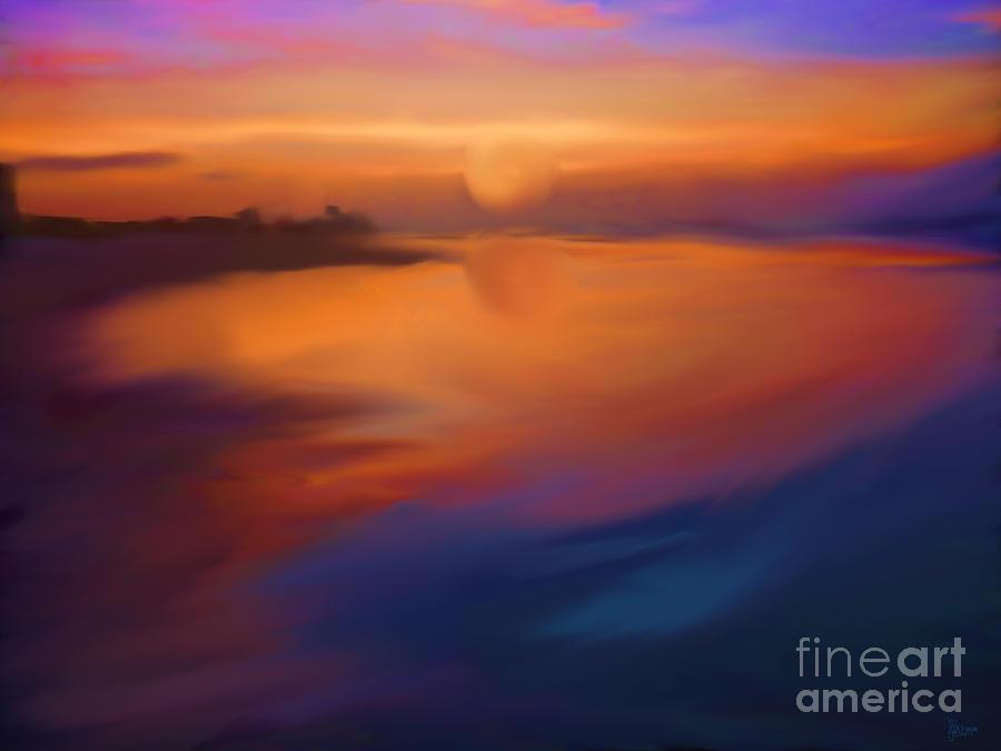 Sunrise Photograph - Sanibel Sunrise by Jeff Breiman