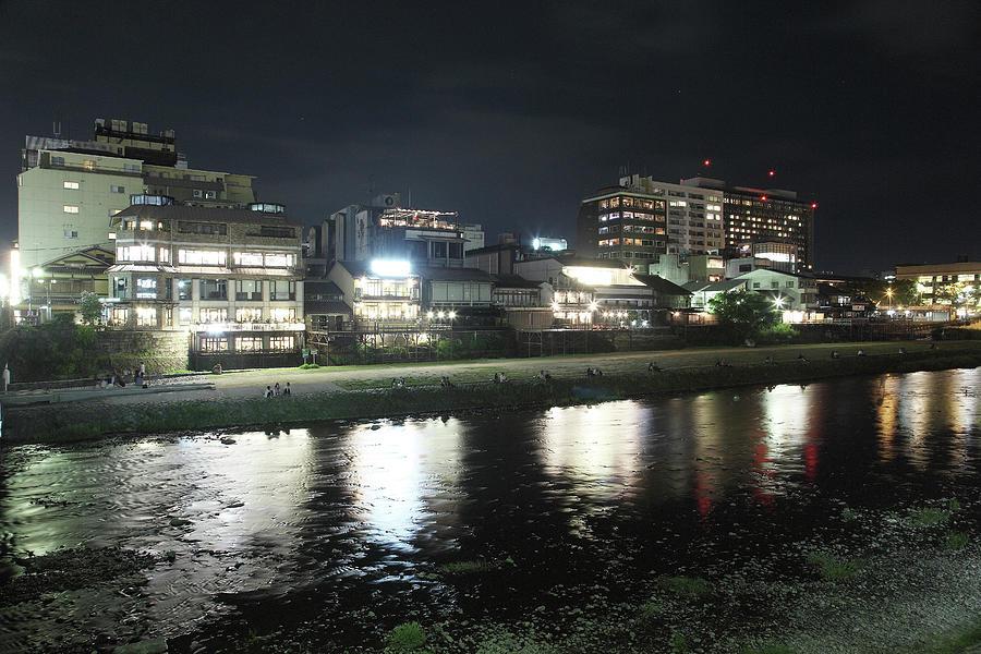 Sanjyo Kyoto Photograph by Spiraldelight