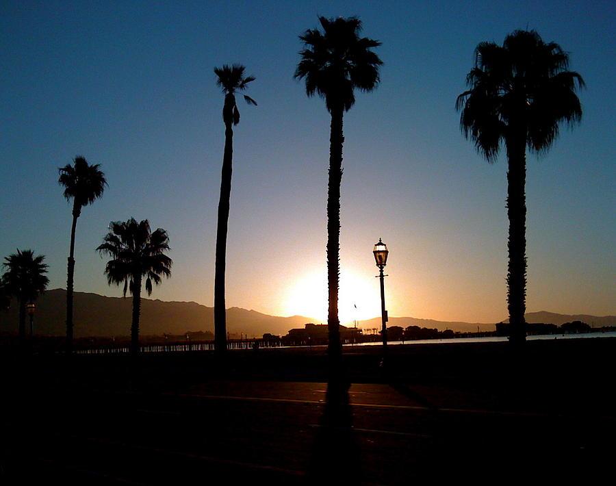 Landscape Photograph - Santa Barbara Sunrise by Colleen Renshaw