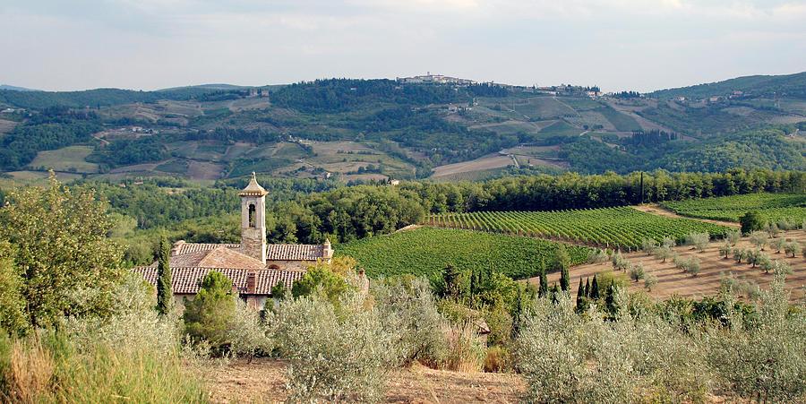 Italy Photograph - Santa Maria Novella Priory Tuscany by Mathew Lodge