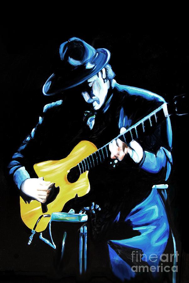 Santana by Nancy Bradley